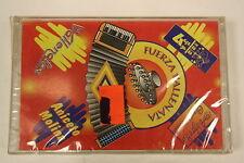 Fuerza Vallenata Angeles Azules Alfredo Gutierrez(Audio Cassette Sealed)