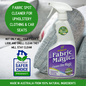 Fabric Magic Fabric & Upholstery Spot Cleaner Stain Remover 500ml Spray