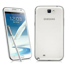 Samsung Galaxy Note II - 16GB - Marble White (AT&T) Smartphone - Pristine (A)