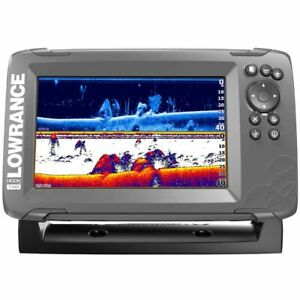 """Lowrance Hook2-7 with 7"""" Screen SplitShot Transducer and US Maps 000-14289-001"""