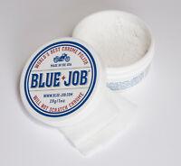Blue Job Chrome Polish for Harley-Davidson Exhaust Bluing, BIGGER 28g Pot