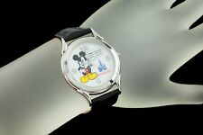 Stainless Steel Disneyland Employee Mickey Mouse Shift Watch Limited Edition 300