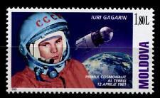 Kosmonaut Jurij Gagarin. 1W. Moldawien 2001