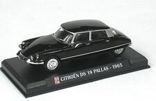 Nice 1/43 Citroen Ds19 Pallas Auto Plus France
