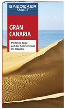 Gran Canaria 2015 Baedeker SMART UNGELESEN Spanien Reiseführer & Karte