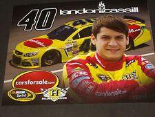 2014 LANDON CASSILL #40 CARS FOR SALE NASCAR POSTCARD
