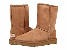 Women's Shoes UGG Classic Short II Boots 1016223 Chestnut 5 6 7 8 9 10 11