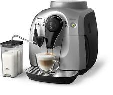 Philips Hd8652/51 2100 Serie Kaffeevollautomat Silber