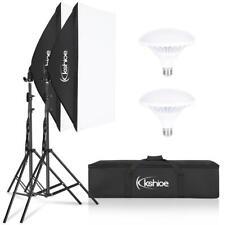 "2x20""x27"" Softbox Photography Lighting Kit Continuous Photo Studio Equipment"