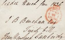 More details for gb : henry marsland, mp for stockport **signed free front : cotton mills (1836)
