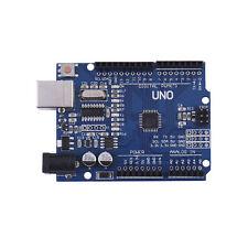 2x carte Uno R3 - ATmega328P CH340G avec câble USB Arduino - E530