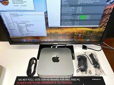 Apple Mac Mini 1TB HDD 4GB RAM i5 2.3GHz 2011 MC815LL/A A1347 10.13 Warranty EXC