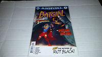 DC Universe Rebirth Batgirl Annual # 1 Cover 1 (2017, DC) 1st Print