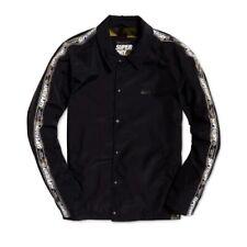 Superdry (Brand New) Men's Black Cadence Coat Jacket Size M