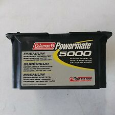Coleman Powermate 5000 Generator Wired Endbell / Control Panel End Bell