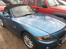 BMW Z4  2005 BREAKING SPARES DOOR d/s