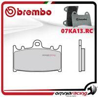 Brembo RC - Pastiglie freno organiche anteriori per Kawasaki ZX4 400 1990>