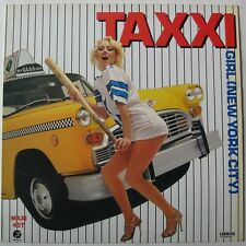 "POCHETTE VOITURE -TAXXI (Maxi 45T 12"") GIRL / HOW TO SAY I'M LEAVING"