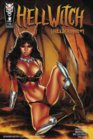 Hellbourne Mega Incentive Edition Hellwitch Jenevieve Broomall