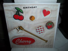 Birthday Card New in Plastic The Art Group Pimp My Jacket Cherry Pie
