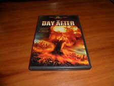 The Day After (DVD, Full Frame 2004) Jason Robards Used RARE OOP