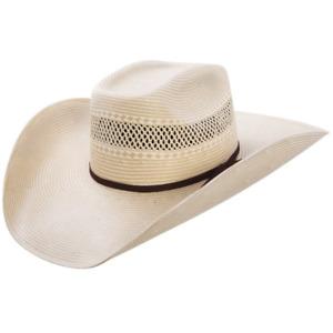 Resistol Straw Cowboy Hat - Top Hand 20X