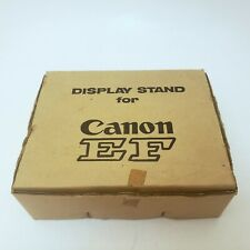 Canon EF Display Stand - New in Open Box