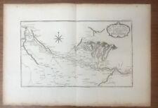 BELLIN C.1670  LE CANAL DU MIDI de Toulouse à Castelnaudary par Carcassonne