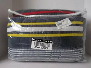 Pottery Barn Teen Riverside Stripe Twin/Twin XL Quilt, Multicolor, NWT