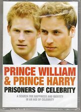 (GU994) Prince William & Prince Harry: Prisoners of Celebrity - 2005 sealed DVD