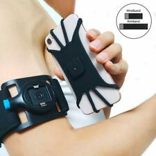 3X LOT Cell Phone Wristband Armband For iPhone Samsung With Key Holder Wholesale