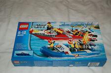 LEGO CITY 60005 Feuerlöschboot NEU und ungeöffnet! passend zu 60004 60003 60109