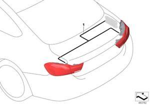 GENUINE BMW F32 4 SERIES RETROFIT WIRING HARNESS LCI TAIL LIGHTS 61126830397