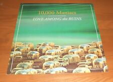 10,000 Maniacs Love Among the Ruins 1997 Promo 2-Sided Flat Poster 12x12