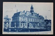 Carte postale ancienne CPA TOURS - L'Hôtel de Ville