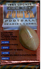 Pro Set Power-1993-NFL-Trading Cards-12-Sealed Packs-Update Series