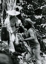 PIERRE RICHARD LES NAUFRAGES DE L'ILE DE LA TORTUE 1976 PHOTO ARGENTIQUE N°5