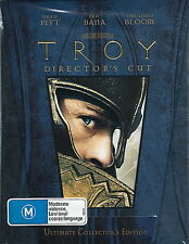 Troy - Ultimate Collectors Edition - 2 Disc Box Set - Brad Pitt - NEW DVD