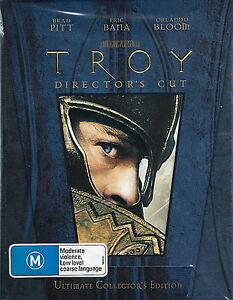 Troy - Historical / Action / Violence / War - Brad Pitt / Eric Bana - NEW DVD