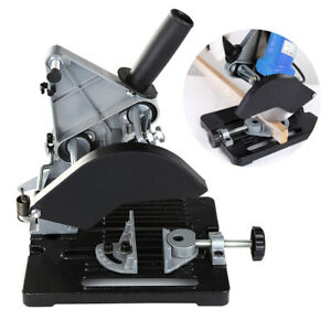 Electric Angle Grinder Stand Holder Fixing Clamp Holder Bracket 115-125mm