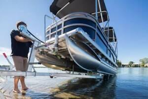 Luxury Pontoon Boats - Platinum Pontoon Boats
