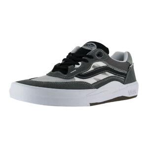 """Vans """"Wayvee"""" Sneakers (Gray/White) Skating Shoes"""
