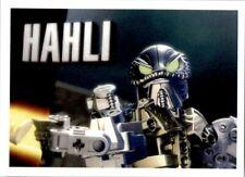 Merlin Kick Off 2006-2007 - Hahli (Lego Bionicle Inika) No. L2