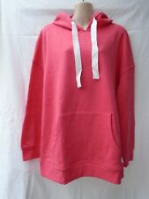 CORAL OVERSIZED HOODY SIZE 12
