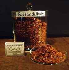 Rotsandelholz - Pterocarpus santalinus 100gr
