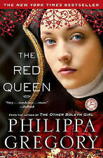 The Red Queen (Cousins' War (Touchstone Paperbac, Gregory, Philippa, Excellent