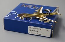 USAF B707-300 (E-3A)  GOLDEN Netmodels Diecast models Scale 1:500 045 LAST ONE!!