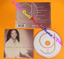 CD KENNY Greatest Hits 1998 Europe ARISTA 74321-57191-2   no lp mc dvd (CS8)
