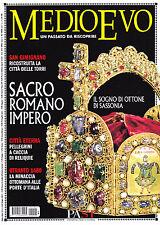 RIVISTA MEDIOEVO GIUGNO 2012. SACRO ROMANO IMPERO: OTTONI - ASSEDIO DI OTRANTO