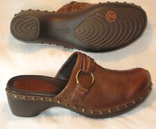 ECCO Mules Clogs Slides Shoes Womens Sz EUR 42  USA Sz 11 - 11.5